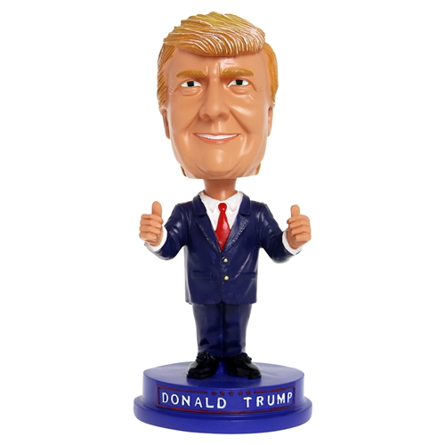 bobble  president donald trump   u0026quot now with 45th president