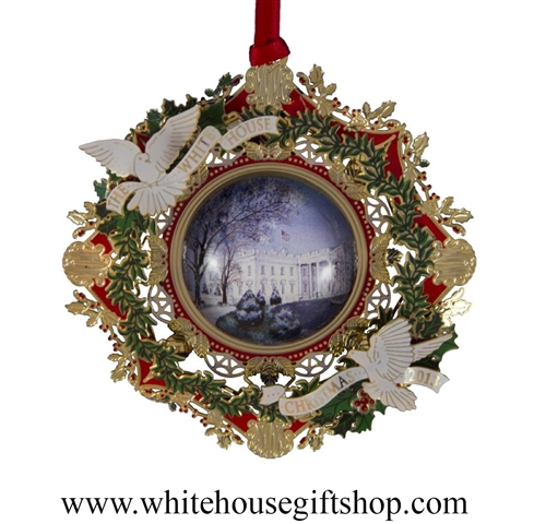 White House Historical Association Christmas Ornament