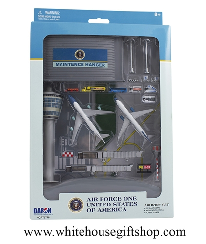 Daron United States Of America Air Force One Airport With
