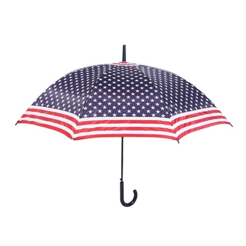 41761300b6099 Patriotic AMERICAN FLAG Umbrella, FULL SIZE, USA Flag Design