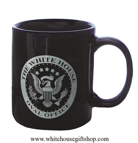 the office mug. The White House Oval Office Mug