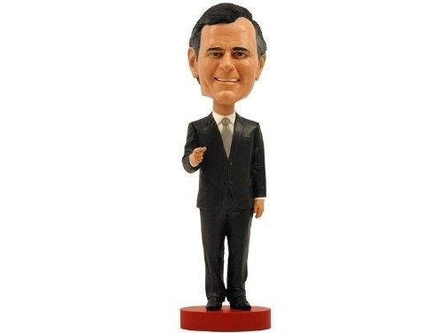 President George Herber Walker Bush Nodders Bobble Dolls