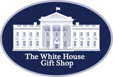 The white house gift shop est 1946 by permanent order of president white house logo m4hsunfo